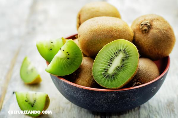 El kiwi: beneficios de una excentricidad