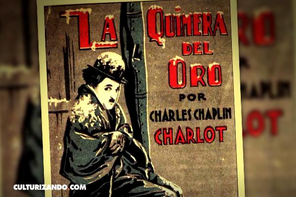 Grandes películas de todos los tiempos: La Quimera de Oro de Charles Chaplin (+Video)