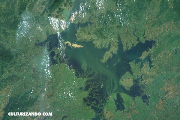 ¿Cuál fue la batalla del lago Poyang?