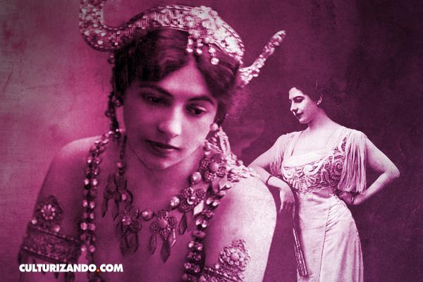 Mata-Hari: ¿Espía seductora o escandalosa ninfómana?
