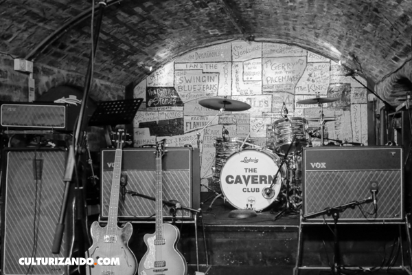 «La Caverna» de Los Beatles (+Video)