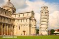 La historia de la inclinada torre de Pisa