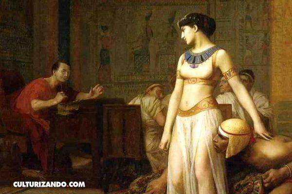 """Cleopatra: """"La boca de diez mil hombres"""" y la felación en la historia"""