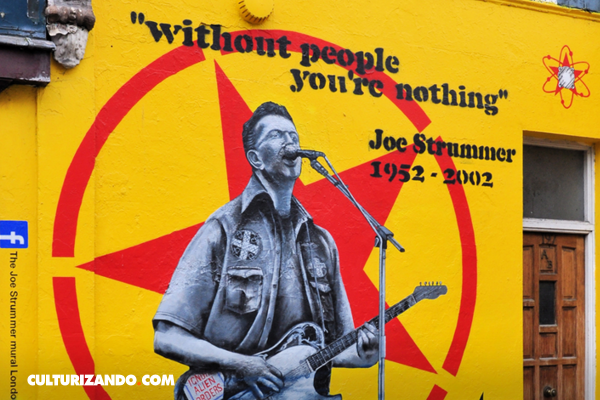 Recordando a Joe Strummer (+ Video)