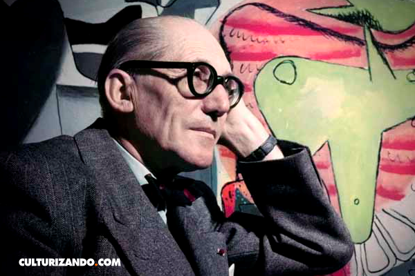 Personajes: ¿Quién fue Le Corbusier?