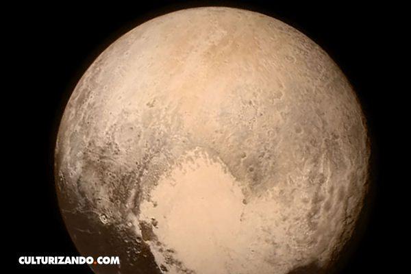 ¿A dónde se fue Plutón?