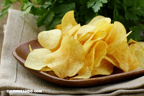 La Nota Curiosa: El origen de las papas o patatas chips