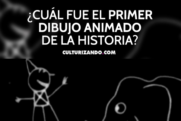 ¿Cuál fue el primer dibujo animado de la historia? (+Video)