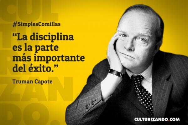 Truman Capote en 6 curiosos datos que no imaginabas
