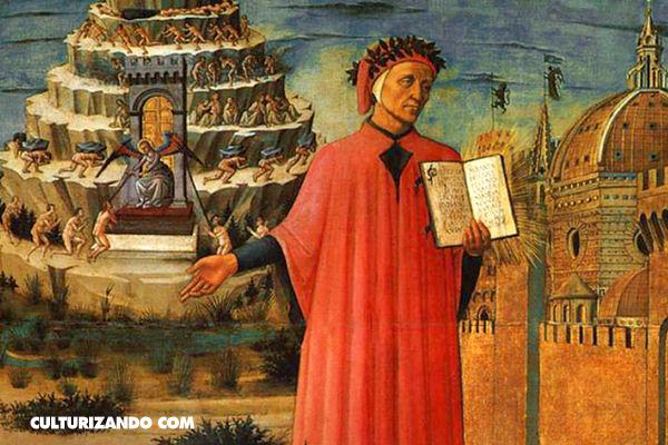 Las huellas de Dante