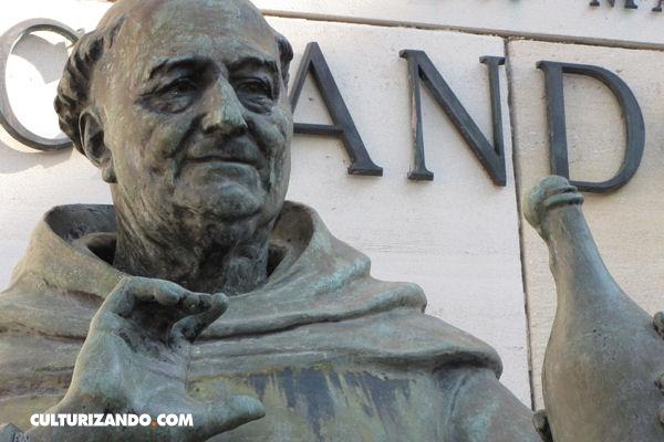 ¿Quién fue monje Dom Pérignon y cuál es su relación con el champán?