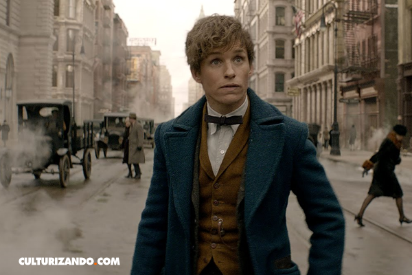 'Fantastic Beasts and Where to Find Them' estrena nuevo tráiler