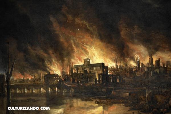 El día en que Londres ardió