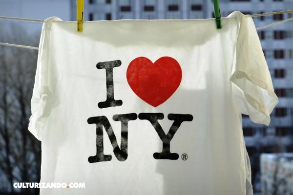 Conoce el origen del famoso logotipo «I Love NY»