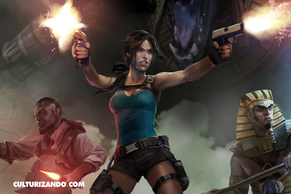 La Nota Curiosa: Lara Croft iba a ser un hombre