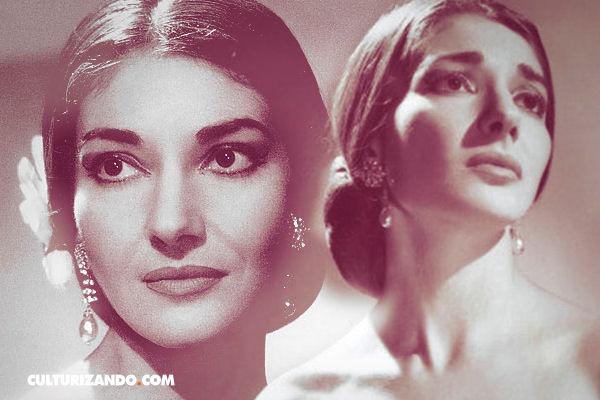 María Callas: la tragedia griega de una estrella que se apagó muy pronto (+Video)