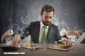 ¡El arte de estar ocupado!; por Daniel Mota