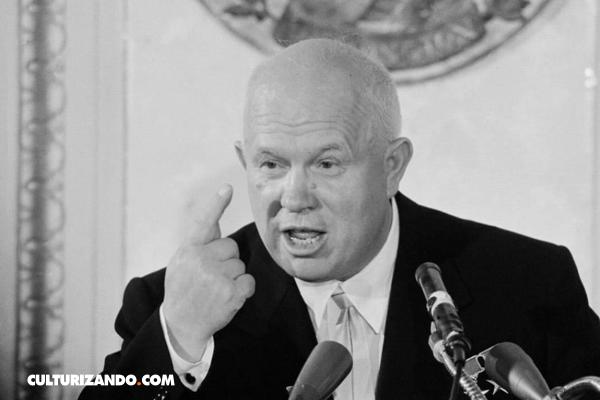 El día que Nikita Kruschev se quedó con ganas de conocer Disneylandia