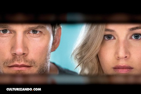 Sony Pictures publica primer Teaser Tráiler de Passengers