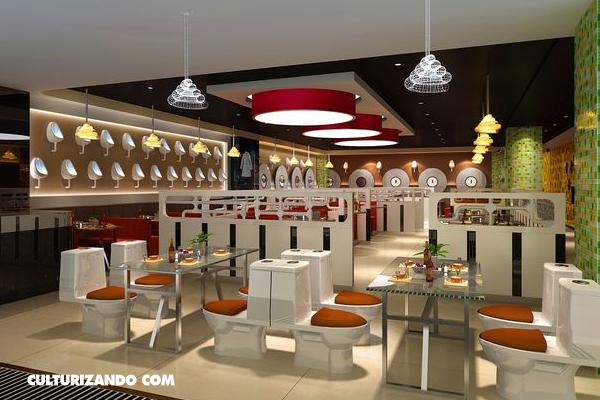 ¿Te atreverías a comer en alguno de estos extraños restaurantes?