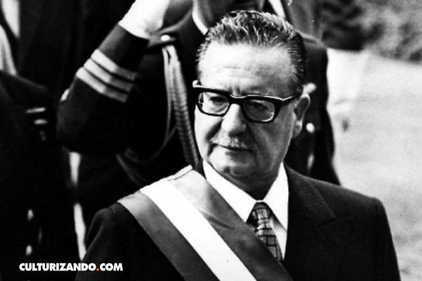 El último discurso de Salvador Allende