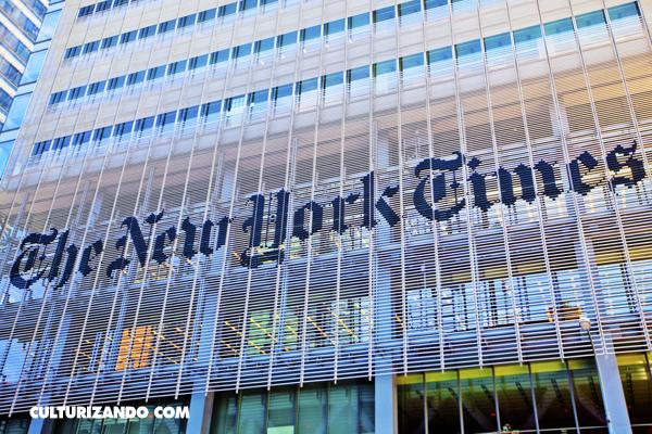 The New York Times en 10 datos