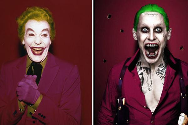 Antes y ahora ¡10 de nuestros personajes de cómics favoritos!