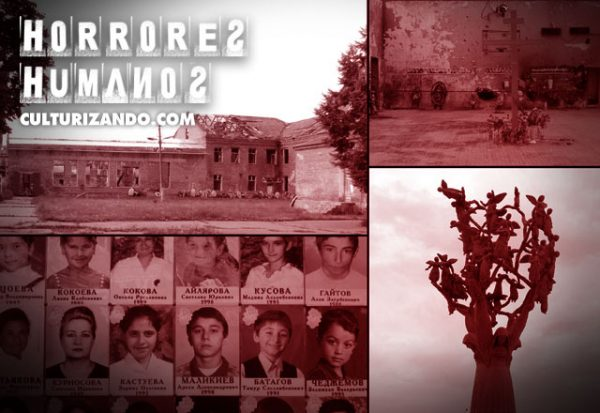 Horrores Humanos: Masacre en la escuela Nº1 de Beslán