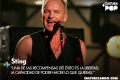 ¡Felices 66 a Sting! (+Video)