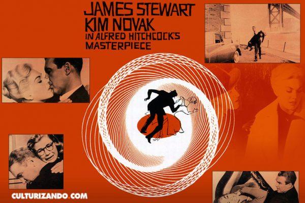 Poster del día: 'Vértigo' de Alfred Hitchcock