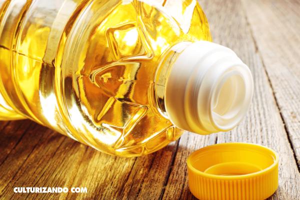 ¿Qué tipos de aceite vegetal son los más nocivos?