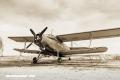 La verdadera historia del avión