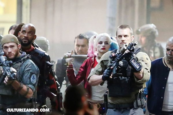 5 datos sobre 'Suicide Squad' (+ Behind the scenes)