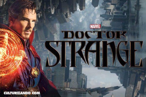 Doctor Strange reunió US$ 86 millones en su estreno