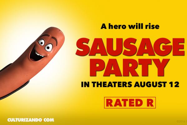 Sausage Party: Animación para adultos
