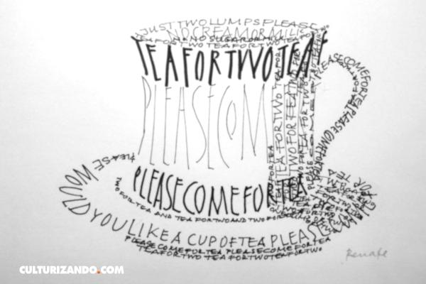 #PalabraCulta: 'Caligrama', poesía visual