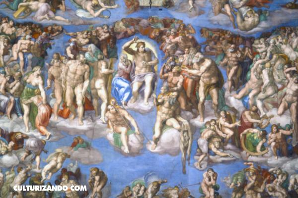 Maravillas del arte: El Juicio final – Miguel Angel