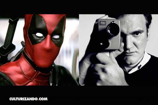 ¿Y si Tarantino dirige Deadpool 2?