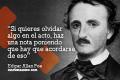 Lo mejor de Edgar Allan Poe (+Frases)