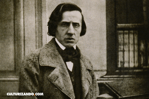 Frédéric Chopin sufría de alucinaciones provocadas por epilepsia
