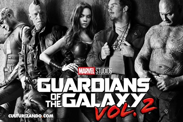 Póster y primer tráiler de Guardianes de la Galaxia Vol. 2