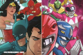 Justice League y Power Rangers tendrán un crossover en los comics (+ Ilustración)