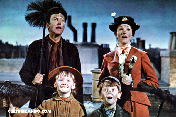 10 datos curiosos de Mary Poppins