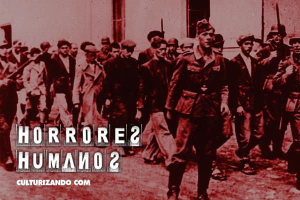 Horrores Humanos: La masacre de Kragujevac
