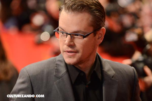 Lo que no sabías sobre Matt Damon