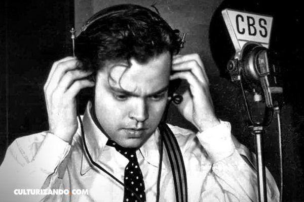 La estremecedora obra radiofónica de Orson Welles