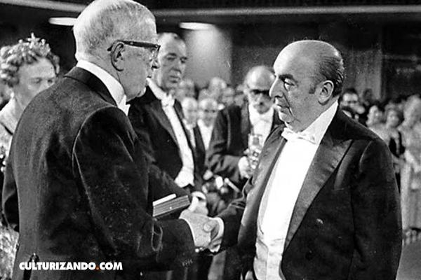 El día que Neruda recibió el Premio Nobel de Literatura (+Discurso)