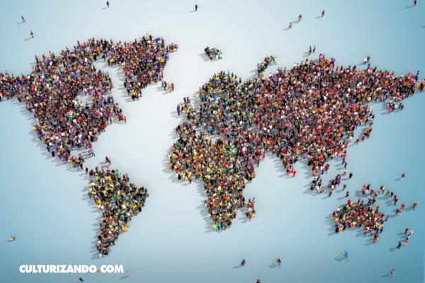 La Nota Curiosa: ¿Cuánto pesamos todos los humanos juntos?