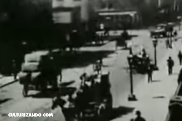 ¿Es esta la película más antigua que se conoce? (+Video)