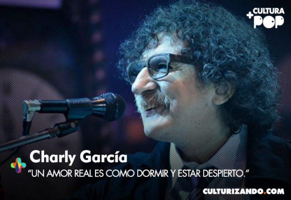 Siempre polémico: Charly García (Frases+Video)